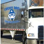 Lucky Dog Truck